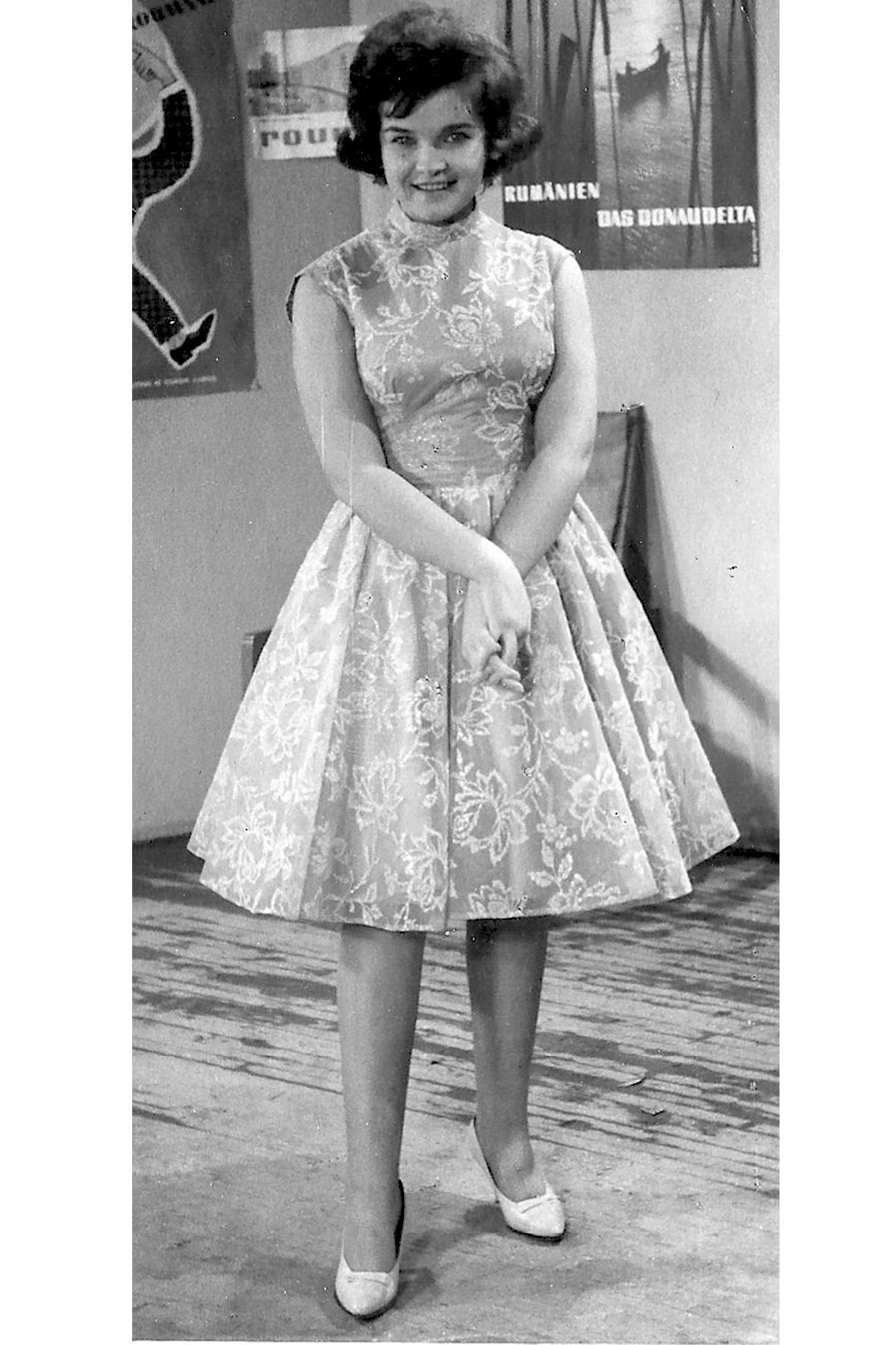 Margareta Paslaru 1962 filmul 'Doi baieti ca panea calda'