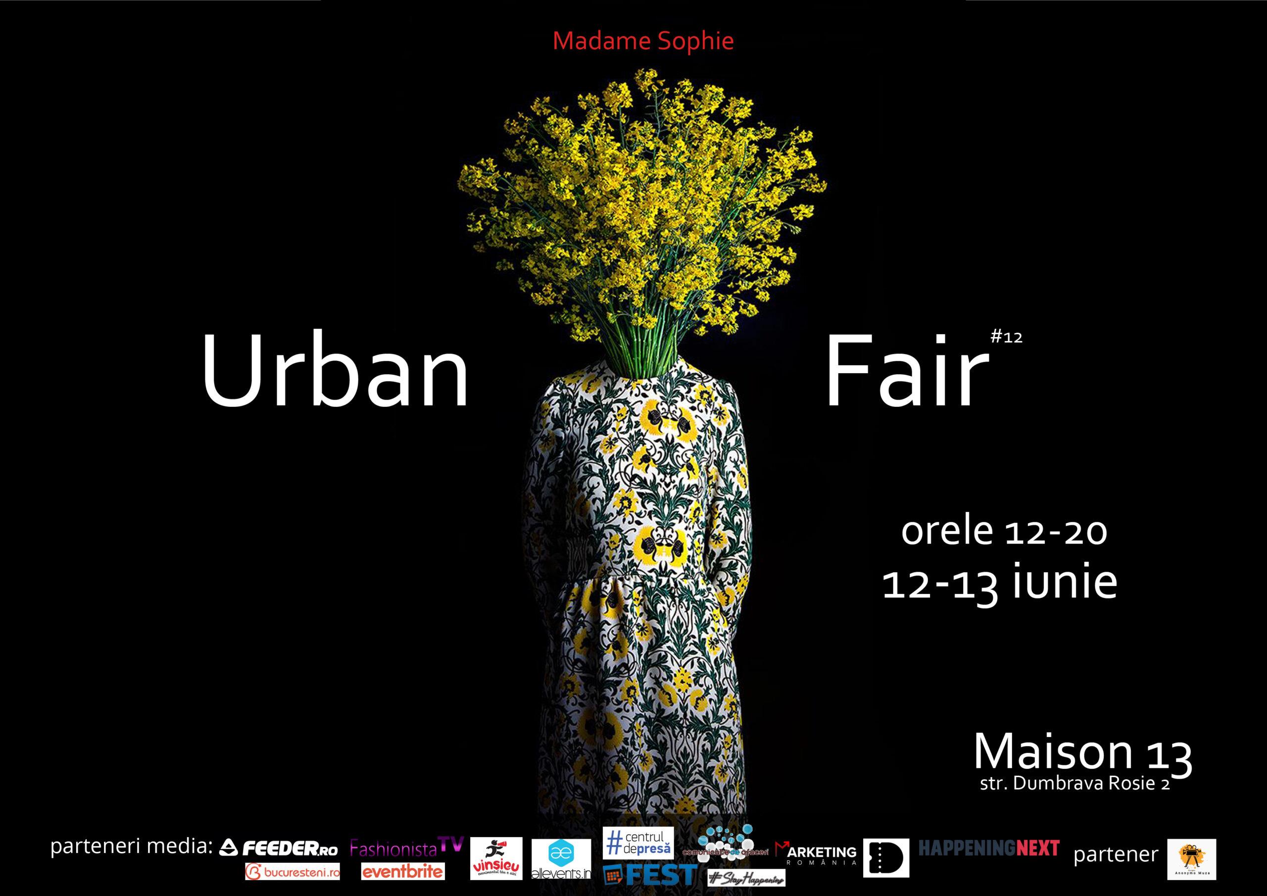 Urban Fair afis
